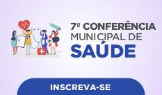 CONFERÊNCIA MUNICIPAL DE SAÚDE